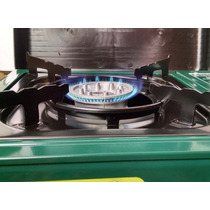 Estufa Parrilla - Portatil Mini Con Lata De Gas Butano