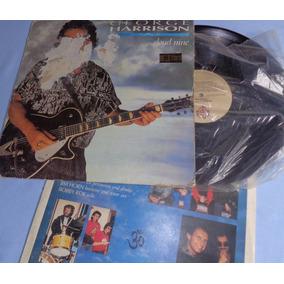 Lp George Harrison, Cloud 9 - Capa Rasurada