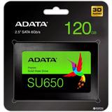 Disco Solido Ssd Adata Su650 120gb Lap Y Pc Asu650ss-120gt-r