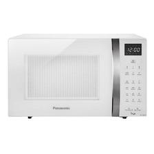 Microondas Panasonic Style Nn-st65hwru Branco 110v