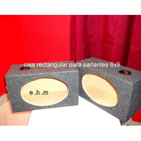 Caja Acustica Para Parlante De 6x9
