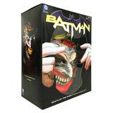 Mascara Batman Joker + Comic