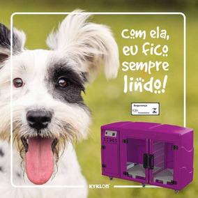 Máquina Secagem Animal Kyklon Secar Cachorro Pet Banho Tosa