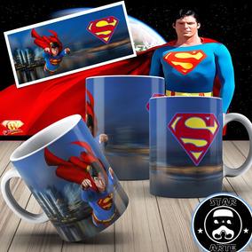 Caneca Superman Christopher Reeve 80 Anos Personalizada