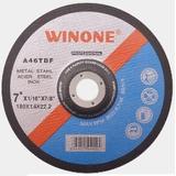 Disco De Corte 7 1.6mm Extrafino Plano Winone