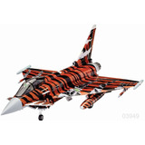 Revell Avion Eurofighter Typhoon Tiger 1/48 Armar Pintar