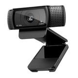 Camara Web Logitech C920 Usb Full Hd 1920x1080 960-000764