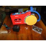 Mi Primera Sony Radiograbadora Funcionando