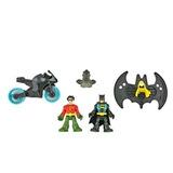 Imaginext Bat Cave Replacement Parts Batman Robin Motociclet