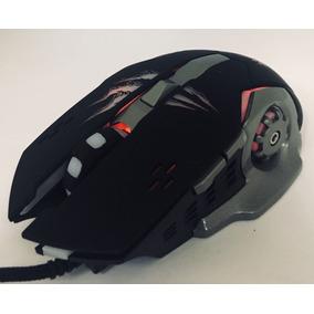Mouse Gamer Profissional 3200 Dpi Multímidia Jogos Pc X8 Usb