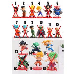 Miniaturas Dragon Ball Z (diversas) - Pronta Entrega
