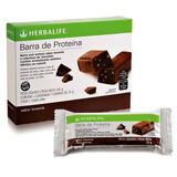 Barra De Proteina Herbalife 7u Snack Saludable Nuevo!