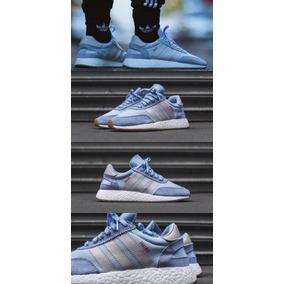 adidas Iniki Runner Easy Blue Originales Envio Gratis