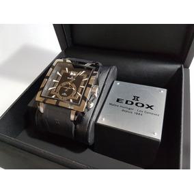 Reloj Edox Royale Gmt
