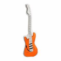 Ikea - Original Almohadón Sueco C/forma De Guitarra Thorine