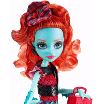 Boneca Monster High Intercambio Lorna Mcnessie Mattel