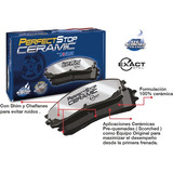 Balata Del Perfect Stop Ford Explorer 12-13 Envio Gratis!