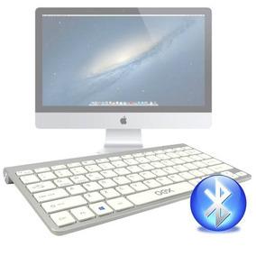 Teclado Bluetooth Padrão Mac Apple Ipad 3 4 Mini 5 Air A35