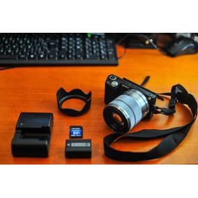 Câmera Mirroless Sony Nex-5n