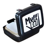 Muff Muf Meffer Luen Bateria Abafador Gel Com 6 Abafadores