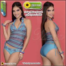 Trajes Baño Mujer Trikinis Enterizas Verano 2017 Importadas