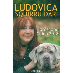 Horoscopo Chino 2018. Ludovica Squirru