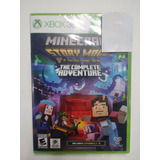 Minecraft: Story Mode- The Complete Adventure.-360