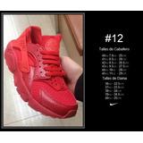 Zapatos Nike Huarache Originales Dama Y Caballero Exclusivos