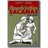 Quadrinhos Sacanas - Livro 3 - Verde - Caixa 2