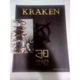 Kraken Libro 30 Años - (rock & Metal Colombiano)
