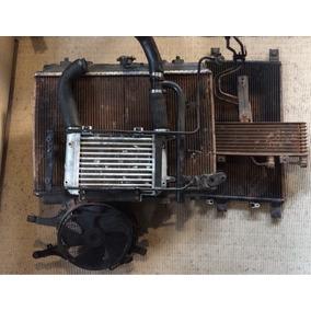 Kit Radiador (sem Ventoinha Intercooler) Mitsubishi L200 06