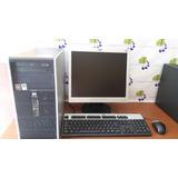 Remate Computadoras Baratas 2gb Ddr2 Lcd 17 Cibers Escuela