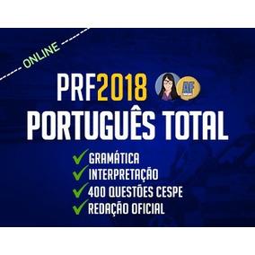 Prf - Português Total 2018 - Adriana Figueiredo