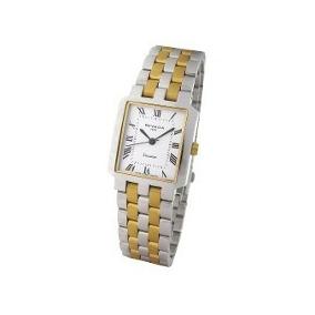 Reloj Nivada Swiss Executive P/caballero Mod: Ng1867gbicbr