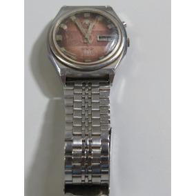 Relógio Antigo Orient King Diver 21 Jewels 3 Estrelas