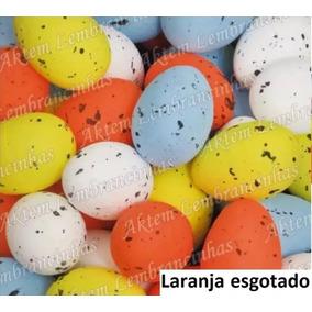 350 Ovos De Isopor Festas Páscoa Dinossauro Coloridos
