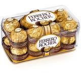 Chocolate Ferrero Rocher Caja De 16 Piezas Envío Gratis