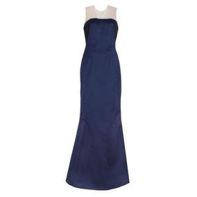 Vestido Pedro Lourenço Azul