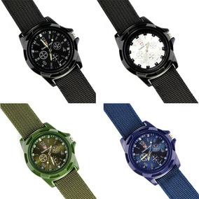 Paquete Lote Mayoreo 3 Relojes Gemius Army Caballero 3 Color