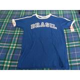 Camiseta Seleccion Brasil Croquet + Envío