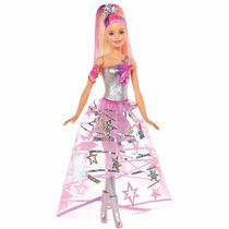 Barbie Filme Aventura Nas Estrelas Galática Frete Gratis