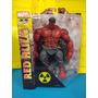 Figura Red Hulk Rojo Marvel Select 9 Pulgadas