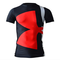 Playera Under Armour (original) Lycra Licra Crossfit Hombre