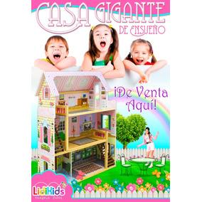 Casa De Muñecas De Ensueño (sin Accesorios)