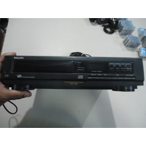 Compact Disc Player Philips Cd 164 ( Funcionando )
