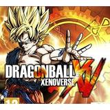 Dragon Ball Xenoverse Digital Playstation Ps3 Tienda Física