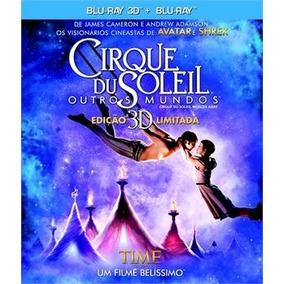 Cirque Du Soleil Outros Mundos 3d + Blu-ray Original Lacrado