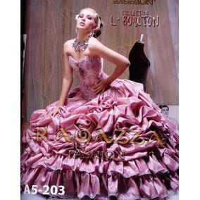 Vestido Xv Años Ragazza Fashion Original