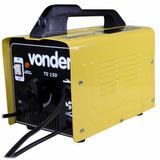 Máquina De Solda Transformador 150a 220v Ts 150 Vonder