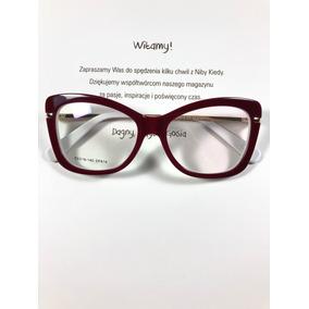 Armação Oculos Grau Feminino Original Acetato Ale Df614